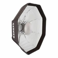 Bessel 60cm Foldable Beauty Dish with 2 diffusers Elinchrom Fit / EL-Fit