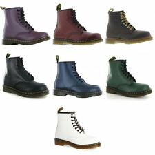 Dr. Martens Patternless Textile Boots for Women