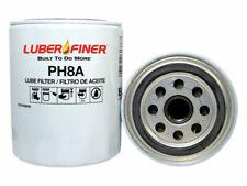 For 1986-1989 Nissan D21 Oil Filter Luber-finer 48685SW 1987 1988 2.4L 4 Cyl FI