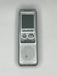 SONY- ICD 8300 IC Digital Voice Recorder! Tested! Works Great! FREE SHIPPING