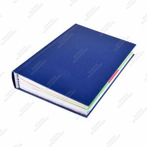 NEW 26 CORD CAPACITY A5 (Small) SIZE CORDEX MAGAZINE BINDER