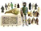 vintage+Kenner+Star+Wars+action+figures+lot+-+Including+large+Boba+Fett%21