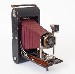 Kodak 3A Folding pocket camera (Model B-4)