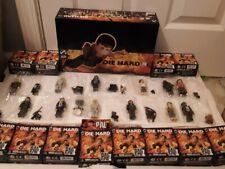 12 Different Palisades Die Hard Movie Palz Unopened Sealed Mini Action Figure
