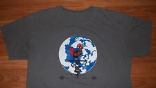 Northbound Train GRATEFUL DEAD Boston Mass Tribute Band T-Shirt XL Rooster Vane