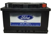 Original Ford Batterie Starterbatterie Autobatterie 12V 60 AH 590A 1935549