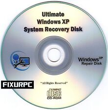 Ultimate Windows XP Recovery, Professional Windows XP Repair Desktops,& LapTops
