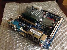 SCHEDA MADRE MINI ITX IX945GSE2 + CPU INTEL ATOM N270 PC DESKTOP + 1 GB RAM