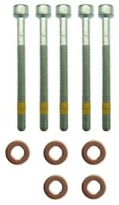 mercedes SPRINTER 5 injector bolts with 5 injector seals 5 cylinder models