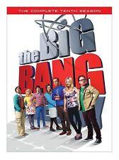 The Big Bang Theory: DVD 10th Tenth Season 10 Ten FREE 2-3 EXPEDITED SHIPPING