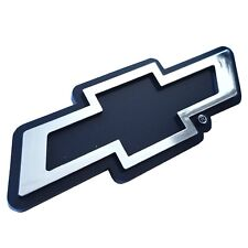 Chevy Bowtie Logo 3D Emblem Chrome Badge Nameplate for Front Rear Hood Trunk