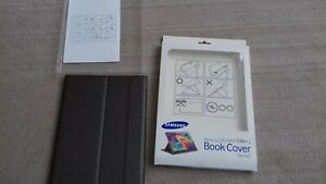 "samsung galaxy grey  tab book cover for 10.5""  3 angle standing mode"