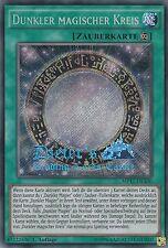 YU-GI-OH, DUNKLER MAGISCHER KREIS, SCR, MP17-DE100, 1. Auflage, TOP