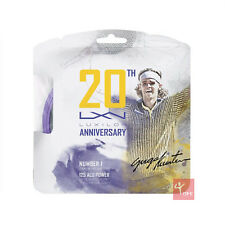 Luxilon ALU POWER 20th ANNIVERSARIO 125 Viola Tennis Stringa Set