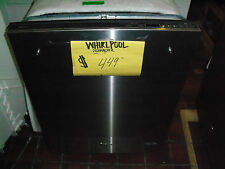"""Whirlpool W10786090A 24"""" Stainless Top Control Dishwasher NOB LOCAL PICKUP ONLY"""