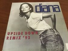 DIANA ROSS, UPSIDE DOWN REMIX'93, 12'single