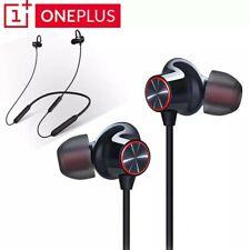 Oneplus Bullet Wireless 2 Necklace Bluetooth Earphones Earbuds Headset Black