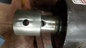 Log Splitter Hydraulic Cylinder Mount