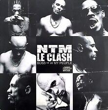 NTM CD Single Le Clash: BOSS Vs IV My People - France (VG+/VG)