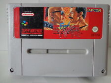 SNES juego-Final Fight 1 (PAL) (módulo)