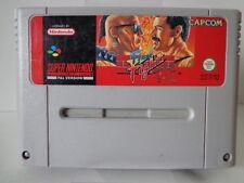 SNES Spiel - Final Fight 1 (PAL) (Modul)