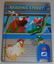 Scott Foresman Reading Street Grade 1 Unit 4 Student Textbook HC 2011 Language