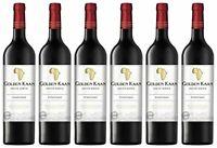 Golden Kaan Merlot trockener Rotwein fruchtig würzig säurearm 750ml 6er Pack