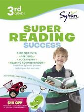 Language Arts Super Workbooks: Super Reading Success by Sylvan Learning Staff...