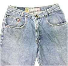 Bugle Boy Jeans Mens 32W Blue Denim Jean Shorts