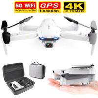 S162 GPS DRONE 5G wifi fpv quadcopter 4k HD flight 20 minutes Rc distance 500m