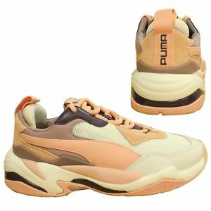 Puma Thunder Spectra Chunky Peach Casual Lace Up Mens Trainers 367516 09 B89C