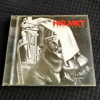 HELMET cd MONOCHROME Page Hamilton Metal noise used 2006
