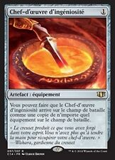 MTG Magic C14 - Masterwork of Ingenuity/Chef-d'oeuvre d'ingéniosité, French/VF