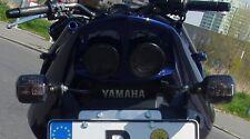 LED Rücklicht Heckleuchte schwarz Yamaha FZS 1000 Fazer und YZF R1 RN04