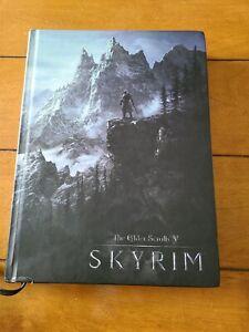 skyrim official game guide