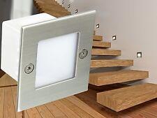 LED Stufenlicht Treppenlicht Wandeinbauleuchte Stufenbeleuchtung Royal 230V IP65