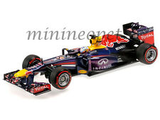 MINICHAMPS 110-130101 RED BULL 2013 BRAZIL WINNER F1 RENAULT RB9 1/18 S. VETTEL
