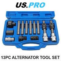 US PRO 13pc Alternator Tool Set Kit 5559
