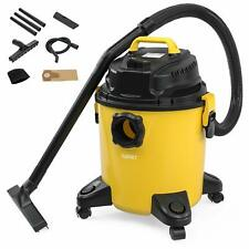 3-in-1 Vacuum Cleaner Wet/Dry Suction /Blowing function Powerful Suction Yellow