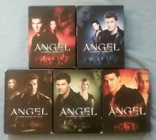 Angel Complete Series Seasons 1,2,3,4,5 (Buffy The Vampire Slayer Spinoff) DVD
