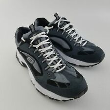 Skechers Sport Men's Stamina Nuovo Cutback Lace-Up Sneaker Navy 10.5 {3193}
