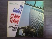 "Clark Terry with Thelonious Monk ""In Orbit"" 33t"