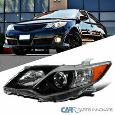 For Toyota 12-14 Camry SE Style Pearl Black Driver Side Projector Headlight