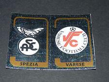 N°661 SPEZIA VARESE SERIE C CALCIO PANINI CALCIATORI 2003-2004 FOOTBALL ITALIA