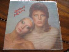 DAVID BOWIE PINUPS LP 1973 + INSERT