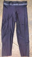 Nike Womens Pro Hypercool Cropped Training Tights Size XL X-Large 932279