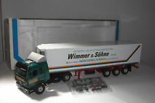 LBS Mercedes Powerliner 480 1/43 Camion Truck LKW Werbemodell Surber Limited OVP