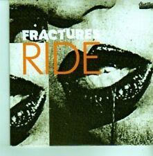 (CX821) Fractures, Ride - 2012 DJ CD