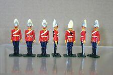 REPLICA MODELS PATRICK CAMPBELL VICTORIAN BRITISH DRAGOONS at ATTENTION x 7 mv