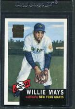 1997 Topps Willie Mays 1953 Reprint #3 Nm/mt
